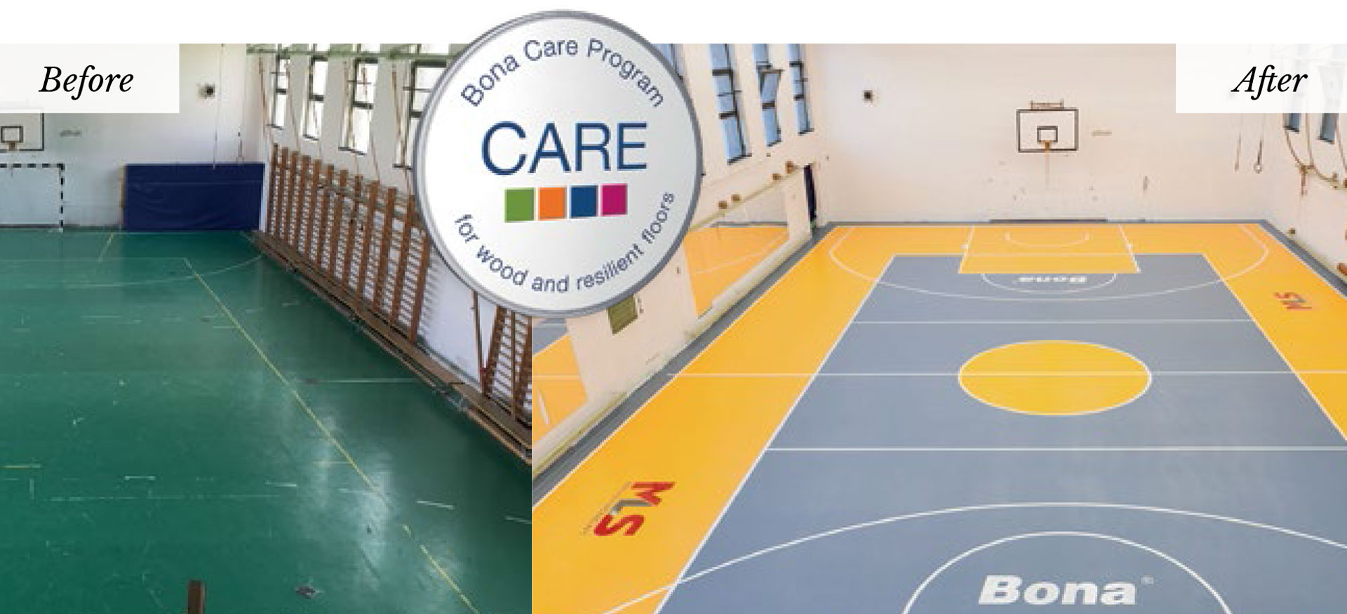 Save Time And Costs By Recoating Your Resilient Floor