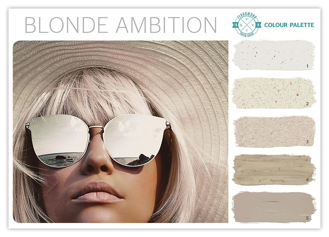 Summer's biggest blonde ambition is a platinum hit