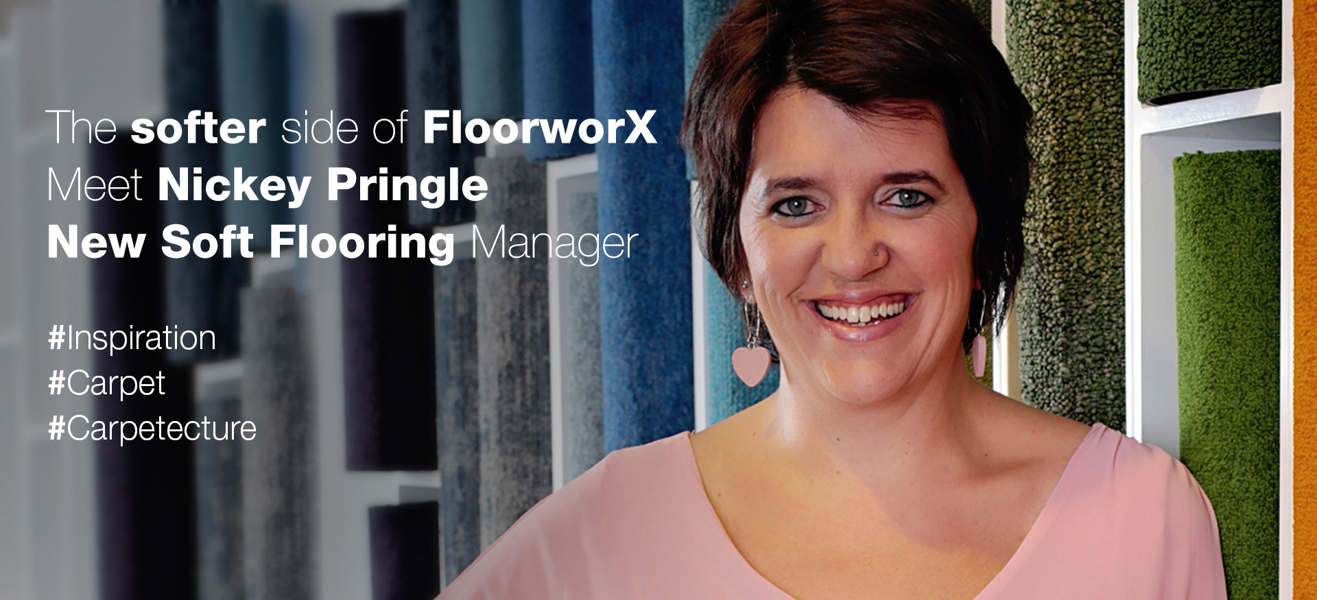 Local flooring company appoints new soft flooring manager
