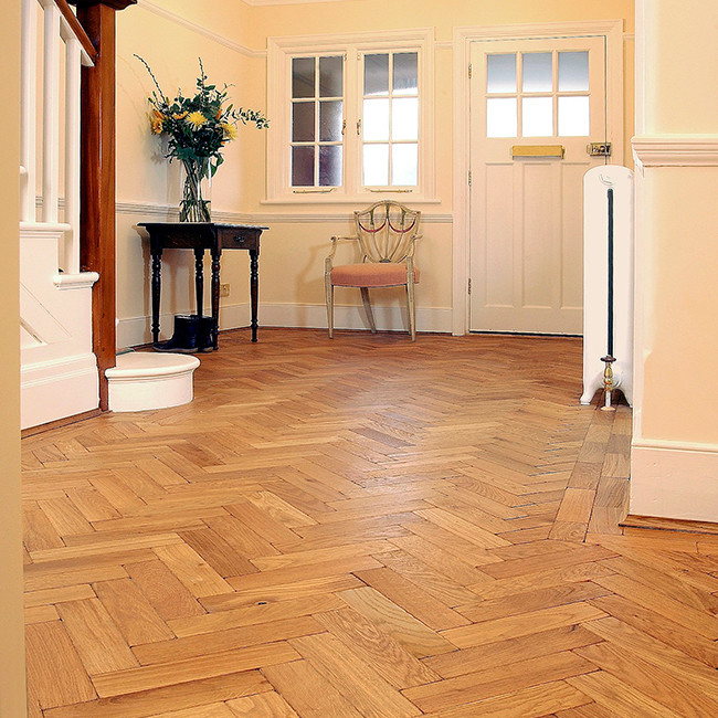 Herringbone and Parquet Patterns