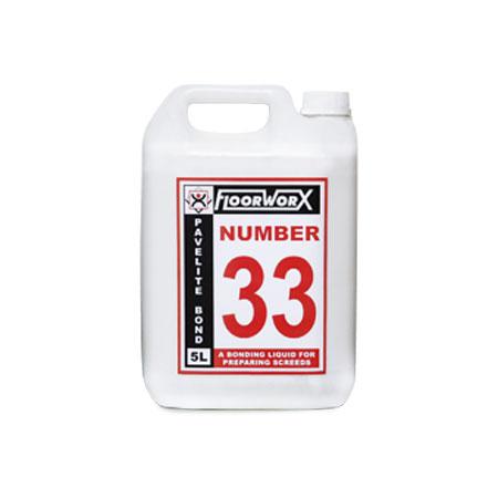 FloorworX No. 33 Bonding Liquid