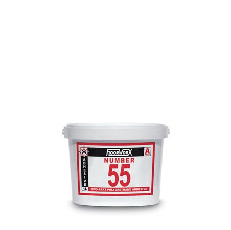 FloorworX No. 55 Polyurethane Adhesive 1L
