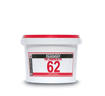 FloorworX No. 62 Acrylic Adhesive 2,5L