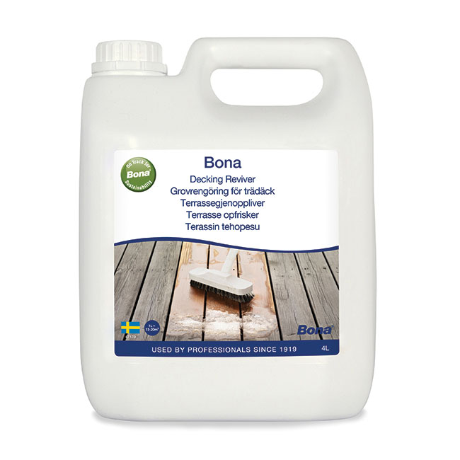 Outdoors: Bona® Deck Reviver