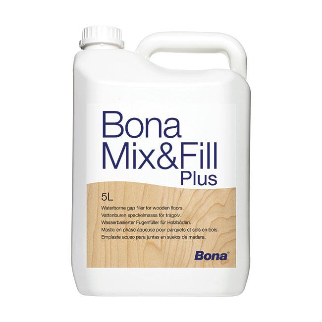 Indoors: Bona® Mix & Fill Plus