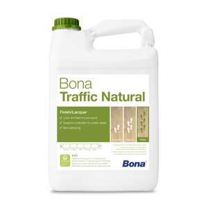 Commercial Applications Bona® Traffic Natural