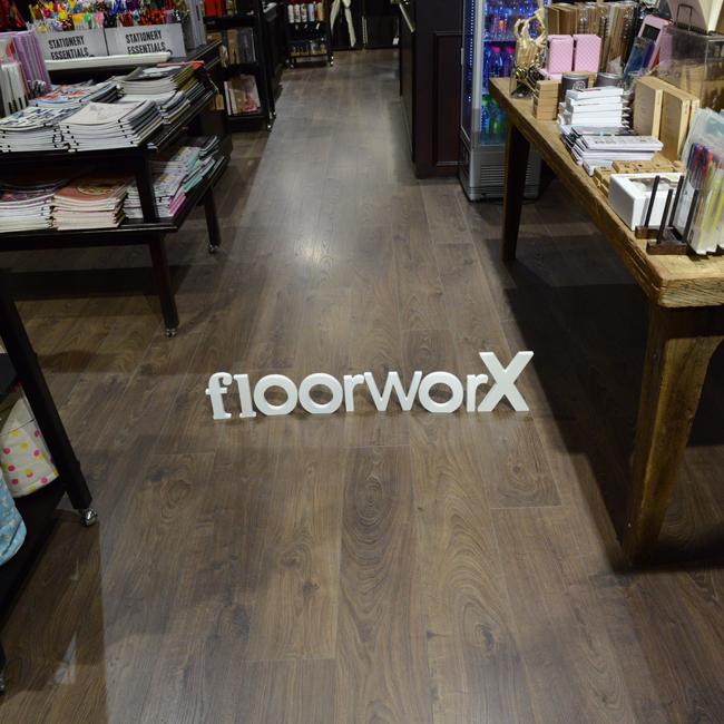 Installation (Typo Store, Cresta Mall)