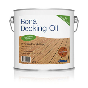 Outdoors Bona® Decking Oil