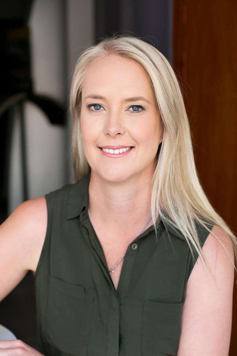 Sales Director Peta Smith