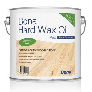 Indoors Bona® Hardwax Oil