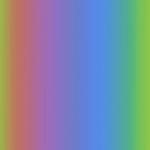 Medium Rainbow 45172