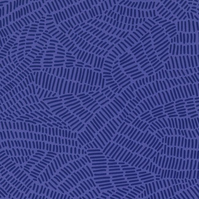 Blue Doodle 407