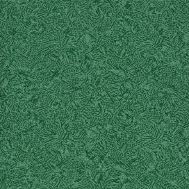 Dark Green Doodle 408