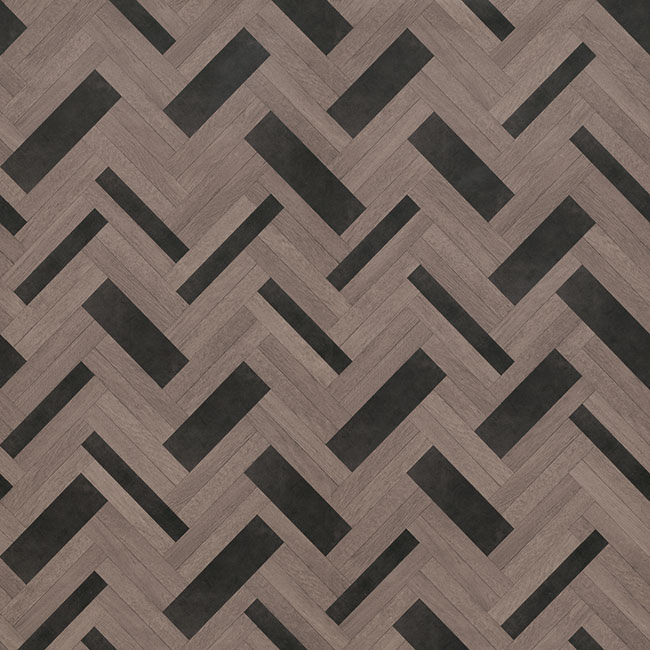 Dark Hybrid Wood Concrete 9209