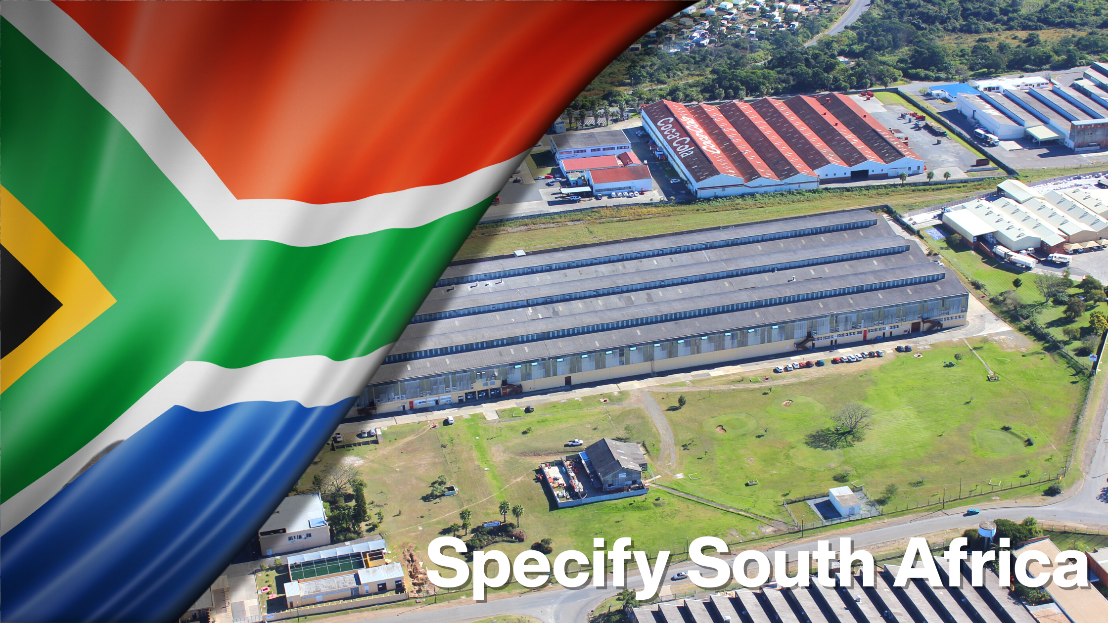 Specify South Africa